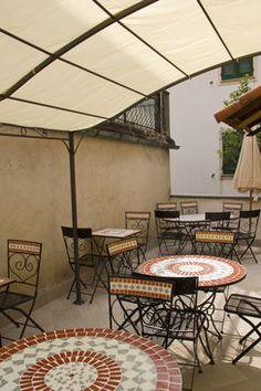 A great place to eat in the hills above Genoa - The Antica Trattoria della Posta