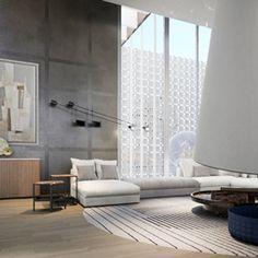 Modern Apartment Design, Paris Design, 2020 Design, Design Awards, Designer Wallpaper, Contemporary Design, Events, Living Room, Interior Design