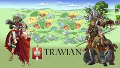 Travian: Legends – браузерная стратегия