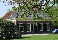 Heerde, boerderij aan de Vosbergerweg 37, bouwjaar 1839, rijksmonument