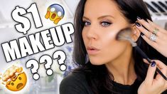 $1 MAKEUP TRY-ON HAUL! Mind Blown!! - YouTube