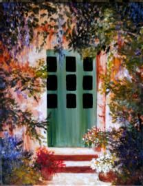 """""""Doorways of Italy"""" http://www.designbyelisa.com/pick-a-painting-for-your-party/doorways-of-italy sign up today"""