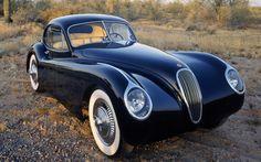 Pictoturo - americanclassicmusclecars: Jaguar XK 120 Coupe...