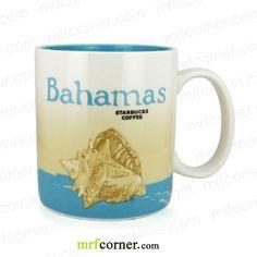 SM118 16oz Starbucks Bahamas Global Icon City Mug