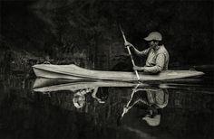 The Boatman by Kaeyla McGee