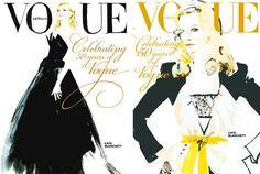 vogue-australia-september-2009-cate-blanchett-by-david-downton David Downton, 2009