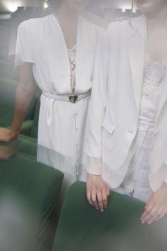 La nouvelle collection civile de robes de mariée d'Elise Hameau