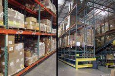 Used Pallet Racks in  MN  - Used Pallet Racking for Sale