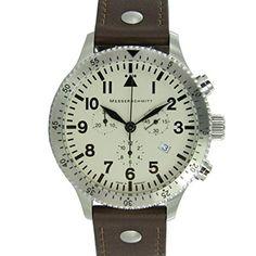 Messerschmitt Aviator's Chronograph Watch ME5030M by Messerschmitt -- Awesome products selected by Anna Churchill