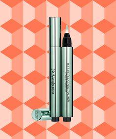 YSL Touche Eclat Neutralizer Color Correction Pen | Refinery29 reviews Yves Saint Laurent's Touche Éclat Neutralizer Pens. #refinery29 http://www.refinery29.com/ysl-touche-eclat-neutralizer-review