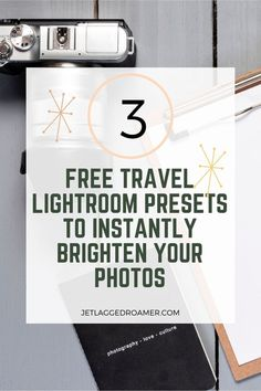 Brighten your photos instantly with these 3 free travel Lightroom presets. Learn how to add your presets in this post with one of the best photo editing apps. You can began editing pictures in seconds with these presets for Lightroom. Desktop and mobile compatible. Travel Lightroom Preset // Travel Lightroom Presets Free // Presets For Lightroom Free // Presets For Lightroom // Presets For Lightroom Free Download // Lightroom Presets Download Best Travel Apps, Free Travel, Travel Hacks, Travel Tips, Good Photo Editing Apps, Airplane Travel, Editing Pictures, Love Photography, Baby Pictures
