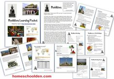 Buddhism-Worksheets