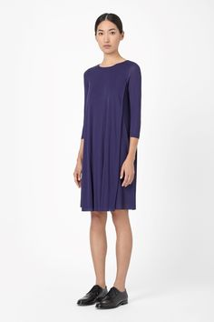 COS   Double-layer dress