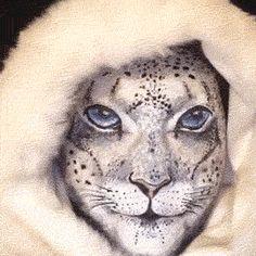 Realistic Animal Makeup