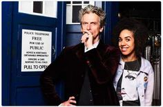 NEW COMPANION ANNOUNCED!!!! Pearl Mackie, welcome to the team! Dont know who I feel about her replacing Clara but Ill probably learn to like her!!