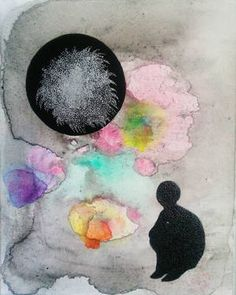 "Saatchi Art Artist Sophia Kim; Painting, ""nostalgia  #1"" #art"