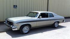 '73 Chevy Nova SS