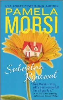 """SUBURBAN RENEWAL by Pamela Morsi """"How would you celebrate twenty-five years of marriage? A cruise? A party? Renew your vows? What about a divorce? These are the ideas brewing in the mind of Corrie Braydon. Divorce, Marriage, Elizabeth Philip, Contemporary Romance Novels, Weird Holidays, Make Time, Bestselling Author, Vows, The Twenties"""