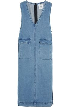 Stretch-denim dress | SJYP | Sale up to 70% off | THE OUTNET