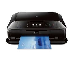 Canon Usa Pixma Mg7520 Black,wireless Photo All-in-one