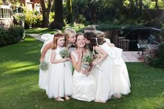 Wedding Photo Ideas and Poses - Wedding Party (9)