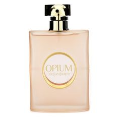 Yves Saint Laurent - Opium Vapeurs De Parfum: An oriental floral fragrance for contemporary women. Crisp, warm, gentle, sensual & intoxicating. Top notes of mandarin & pink pepper. Heart notes of orange blossom & Sambac jasmine. Base notes of incense, nutmeg, amber, vanilla & light woods. Launched in 2012. Perfect for all occasions.