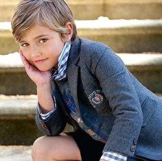 Abiti da cerimonia per bambini - La giacca per il maschietto