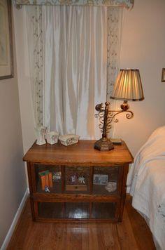 Faux Window in Master Bedroom...