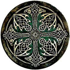 "Celtic Mandala..Aye'...Very Lovely!!!! :-)  Originally From ""March of The Celts"".."