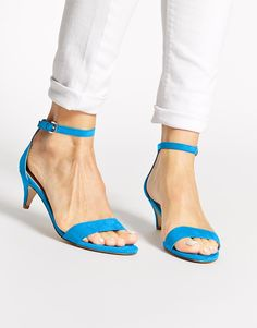 Image 1 of ASOS HADEN Heeled Sandals