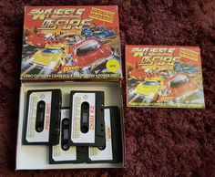 ZX SPECTRUM 48/128K GAME WHEELS OF FIRE ULTIMATE DRIVING COMPILATION RARE RETRO in Video Games & Consoles, Video Games   eBay!