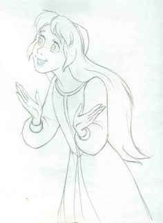"""The Black Cauldron"" Eilonwy"