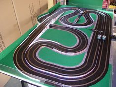 Scalextric Race of Champions - Wembley - Page 1 - Scale Models - PistonHeads Race Car Room, Race Car Sets, Slot Car Race Track, Ho Slot Cars, Slot Car Racing, Slot Car Tracks, Scalextric Digital, Scalextric Track, Carrera Slot Cars