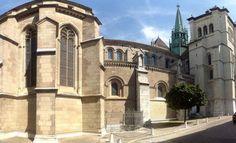 [Suiza] La Catedral de San Pedro, el monumento más visitado de Ginebra