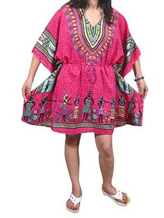 Boho Short Kaftan Pink Tribal Printed Lounger Wear Caftan Tunic Top One Size Mogul Interior http://www.amazon.com/dp/B013BH93GU/ref=cm_sw_r_pi_dp_nw0Wvb1YSVPRZ