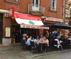 Chez nous les Libanais : lebanese take away. http://todayintoulouse.com/chez-nous-les-libanais/