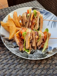 COMIDA DIA 21/02/2021 Sandwiches, Tacos, Mexican, Ethnic Recipes, Food, Homemade French Fries, Homemade, Eten, Paninis