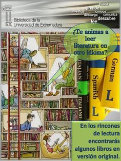#uexbiblioteca #lectura