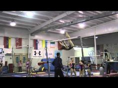 At the Ranch - January 2015 - Norah Flatley Norah Flatley, The Ranch, Gymnastics, Track Lighting, January, Ceiling Lights, Youtube, Fitness, Physical Exercise