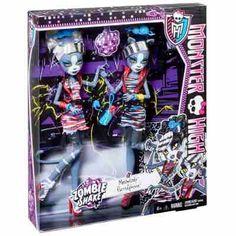 Monster High Zumbi Meowlody E Purrsephone Irmãs Gatas Mattel - R$ 169,99 no MercadoLivre