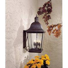 Glen Allen Wall Mount Exterior Light