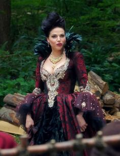 once upon a time costume design | cannot contemplate enough how gorgeous this gown is. From the red ...
