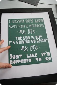 So I was psyched the other day to see someone pin a post on how to make your own printables: