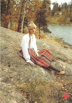 Traditional costumes Finland 1 by tucano3, via Flickr