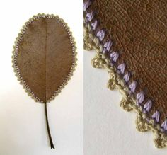 Crochet // I love the delicate work of Susanna Bauer . onesheepishgirl.blogspot.co...