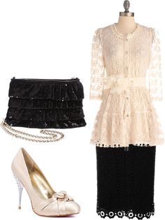 """""""Ruffles and lace"""" by apostolicsista on Polyvore"""