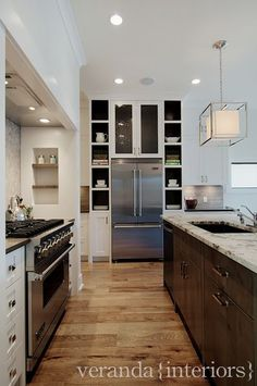 kitchen by veranda interiors