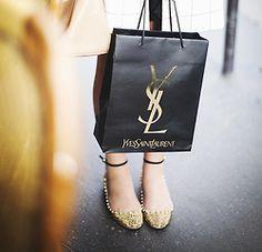 YSL~shopping