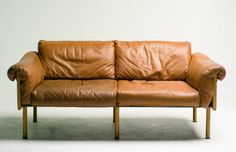 Ateljee Sofa, Two Seater, Yrjö Kukkapuro Finland 4