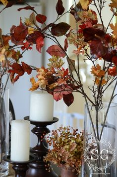 Simple fall decor for your home